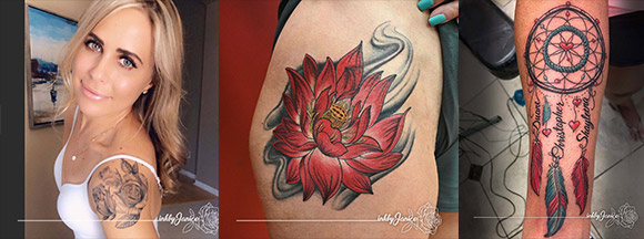 Best Places on the Body for Women to Get Tattoos