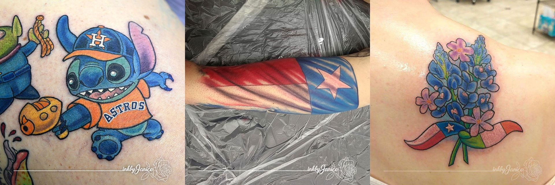 Popular Texan Tattoos
