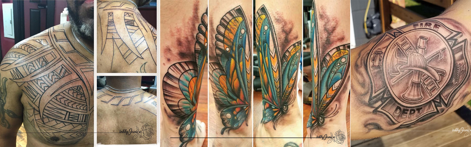 The Many Styles of Tattooing