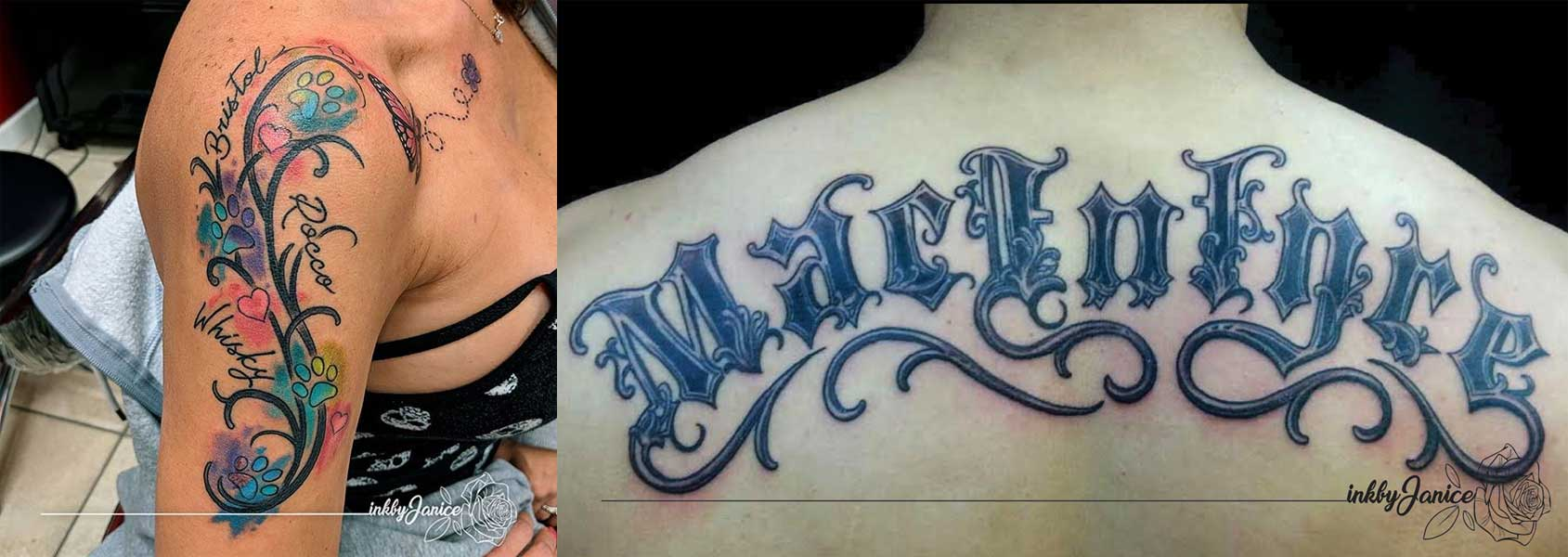 Name Tattoos and You